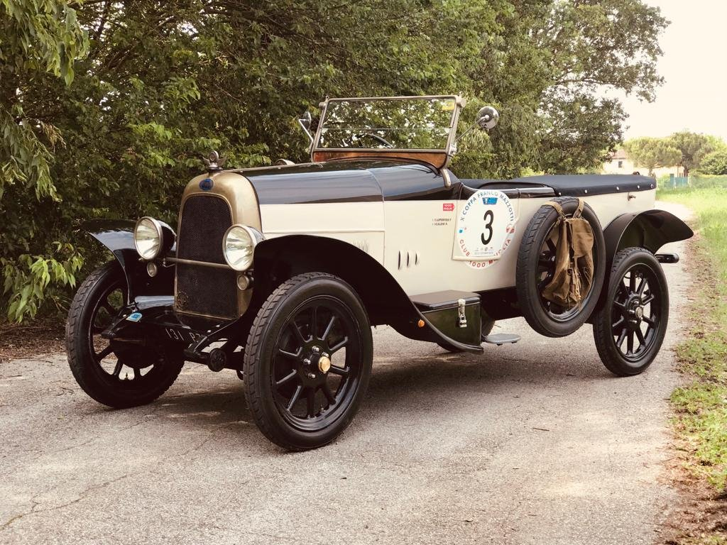 1926 FIAT 501 S TORPEDO - *1000 MIGLIA ELIGIBLE* For Sale (picture 1 of 6)