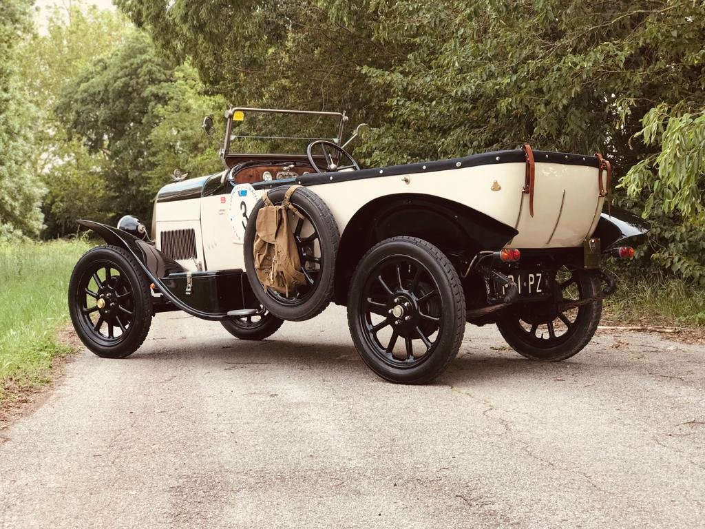 1926 FIAT 501 S TORPEDO - *1000 MIGLIA ELIGIBLE* For Sale (picture 2 of 6)