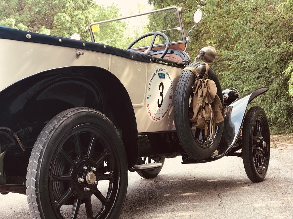 1926 FIAT 501 S TORPEDO - *1000 MIGLIA ELIGIBLE* For Sale (picture 6 of 6)