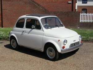 1969 Fiat 500 RHD at ACA 15th June  For Sale