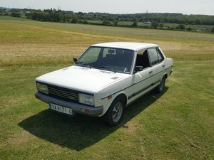 1979 Fiat (Seat) 131 Supermirafiori 1600TC Rust free an Original