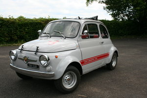 1972 FIAT 500 ABARTH EVOCATION For Sale