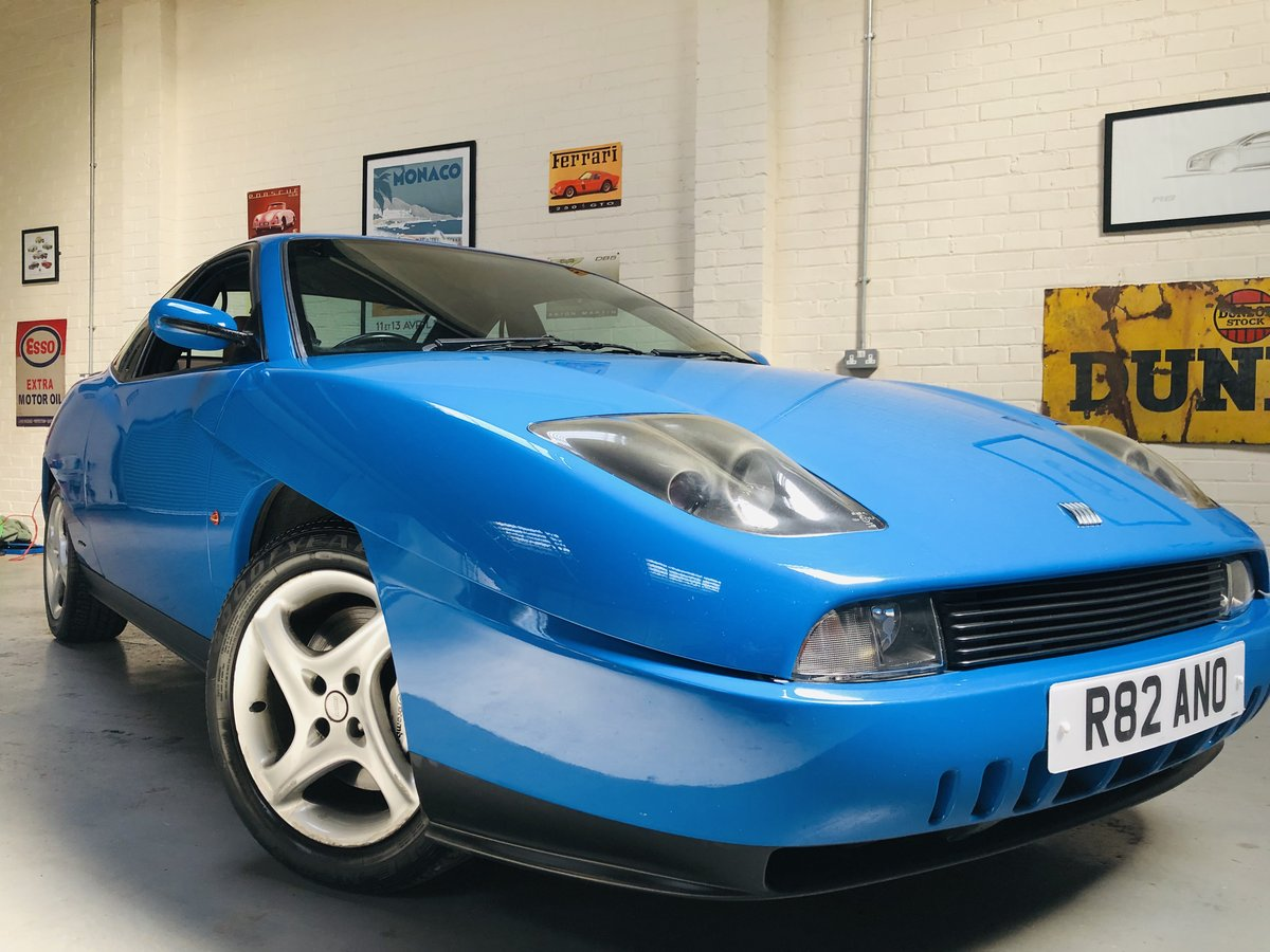 1997 Fiat Coupe 20v Turbo 1 Owner Low Mileage Vehicle Sold