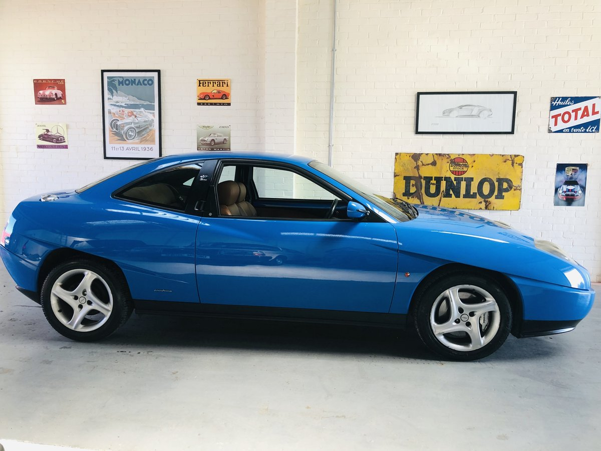1997 FIAT COUPE 20V TURBO - 1 OWNER, LOW MILEAGE VEHICLE SOLD (picture 4 of 6)