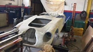 1952 Fiat barchetta topolino c