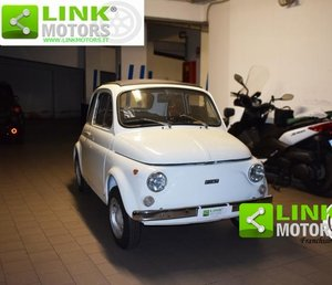 1966 Fiat 500 F COMPLETAMENTE RESTAURATA