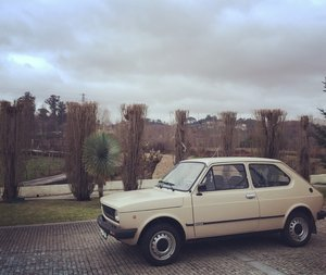 1980 Fiat 127 900C 29000km For Sale