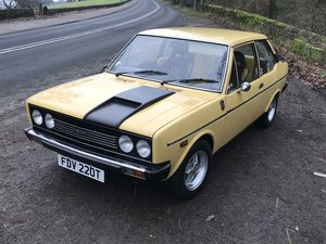 1977 Fiat 131 2dr 1600TC Mirafiori For Sale