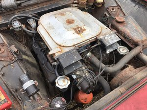 1967 Complete fiat dino restoration project For Sale
