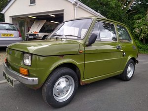 1973 Fiat 126 series 1. For Sale