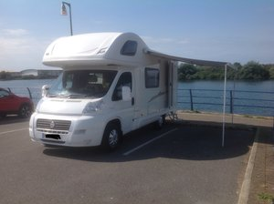 2007 Fiat Ducato 5berth swift motorhome