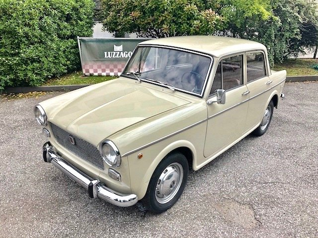 1965 FIAT 1100 D For Sale (picture 1 of 6)