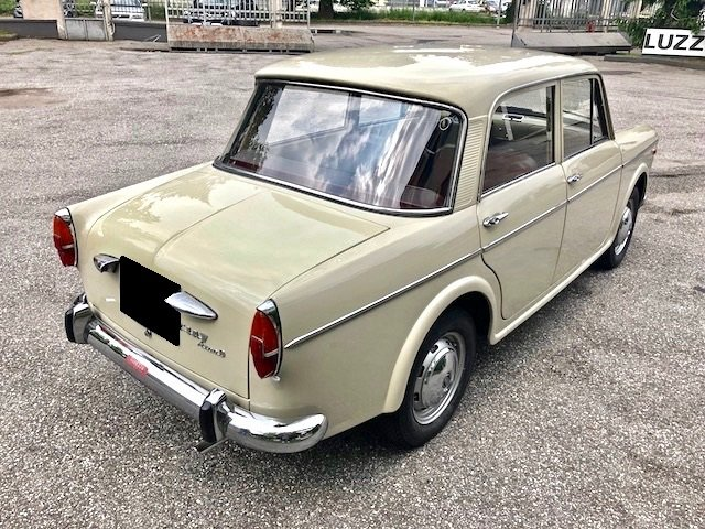 1965 FIAT 1100 D For Sale (picture 3 of 6)