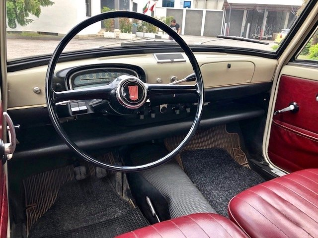1965 FIAT 1100 D For Sale (picture 4 of 6)