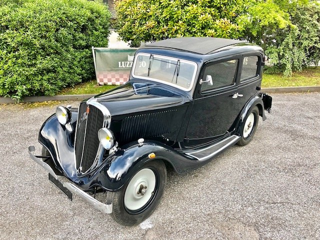 1935 FIAT - 508 BALILLA 4 SPEED For Sale (picture 1 of 6)