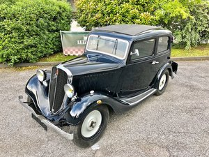 1935 FIAT - 508 BALILLA 4 SPEED For Sale