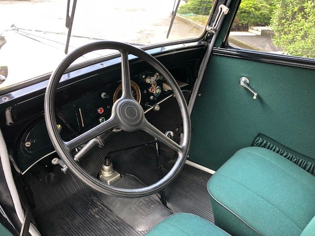 1935 FIAT - 508 BALILLA 4 SPEED SOLD (picture 4 of 6)
