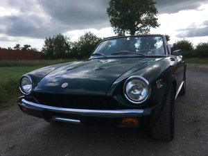 1977 Fiat 124 Sport spider 1800 For Sale