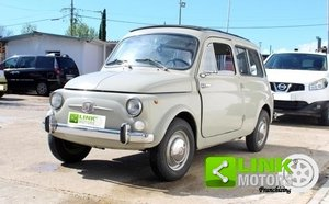 Fiat 500 Bianchina 1974 Restauro Originale For Sale