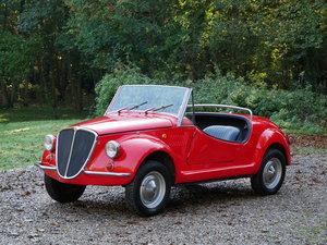 1970 Fiat Gamine Vignale SOLD