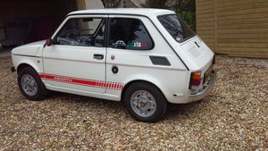 Lot 23 - A 1996 Fiat 126 Elegant Abarth - 23/06/2019 For Sale by Auction