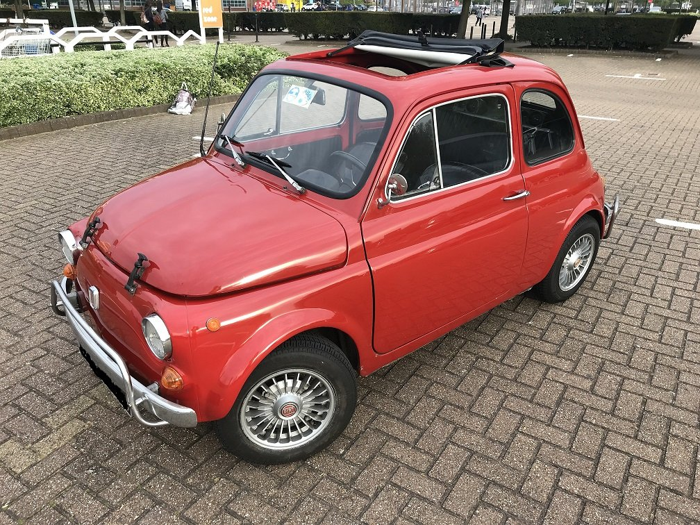 1971 Fiat 500 - Looking for new home! For Sale (picture 1 of 6)