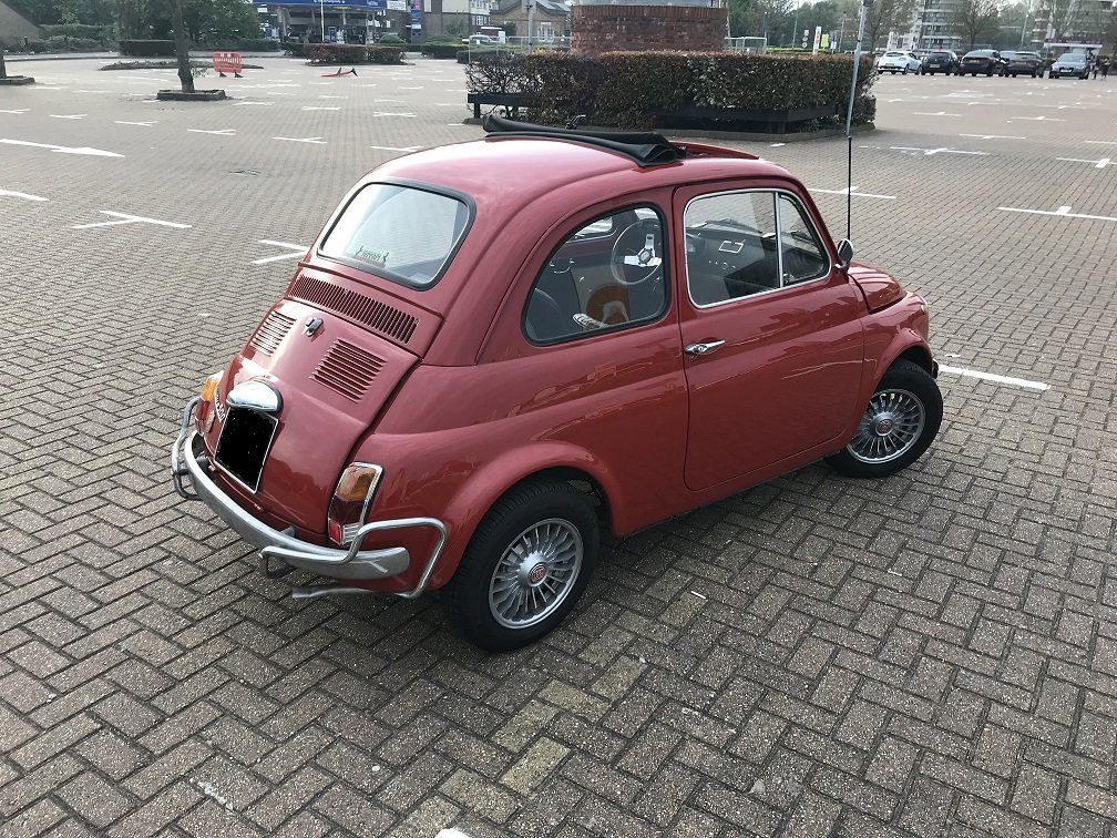 1971 Fiat 500 - Looking for new home! For Sale (picture 3 of 6)