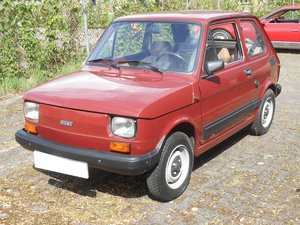 1984 FIAT 126 with only 390 km! For Sale