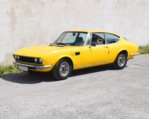 1971 Fiat Dino 2400 Coupe For Sale by Auction