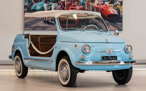 1958 Fiat 500 Jolly by Ghia For Sale