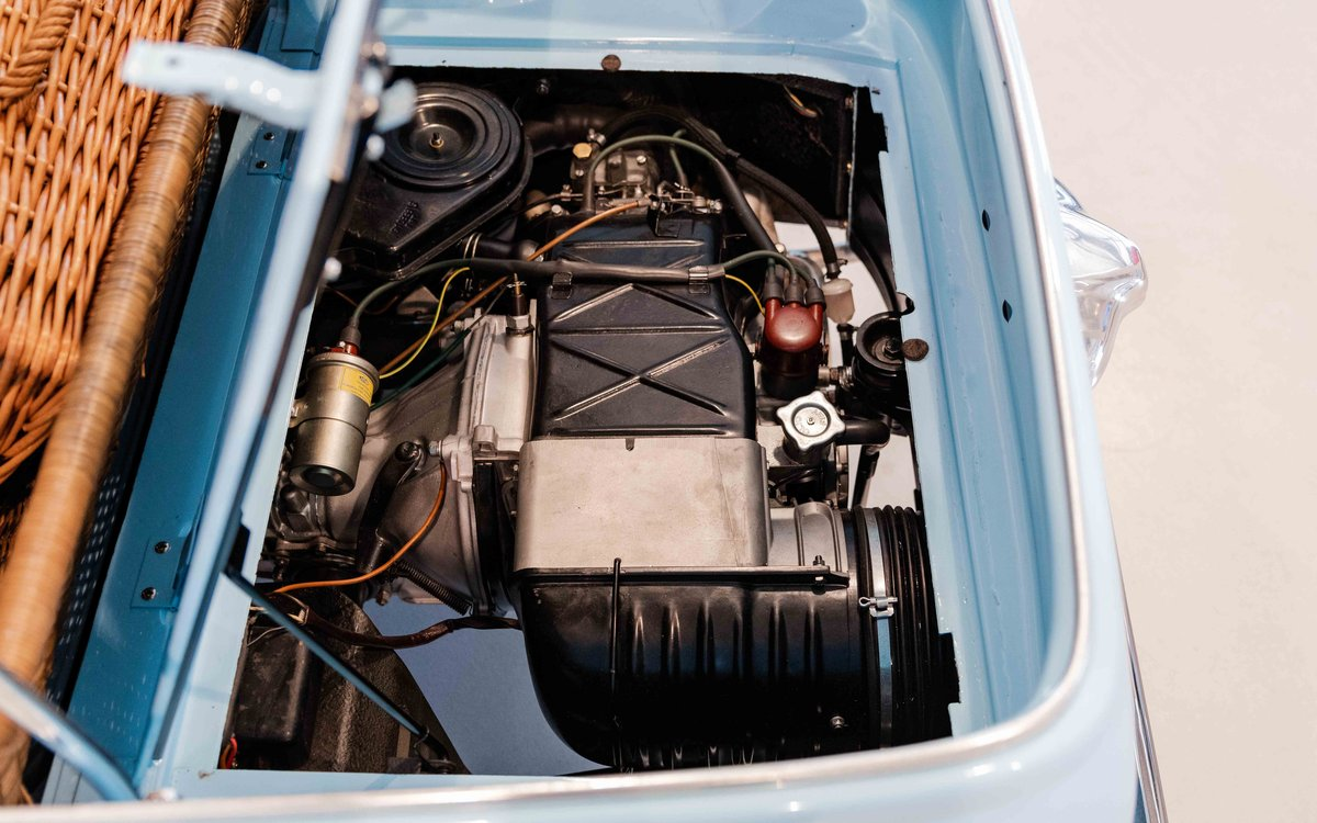 1958 Fiat 500 Jolly by Ghia For Sale (picture 6 of 6)