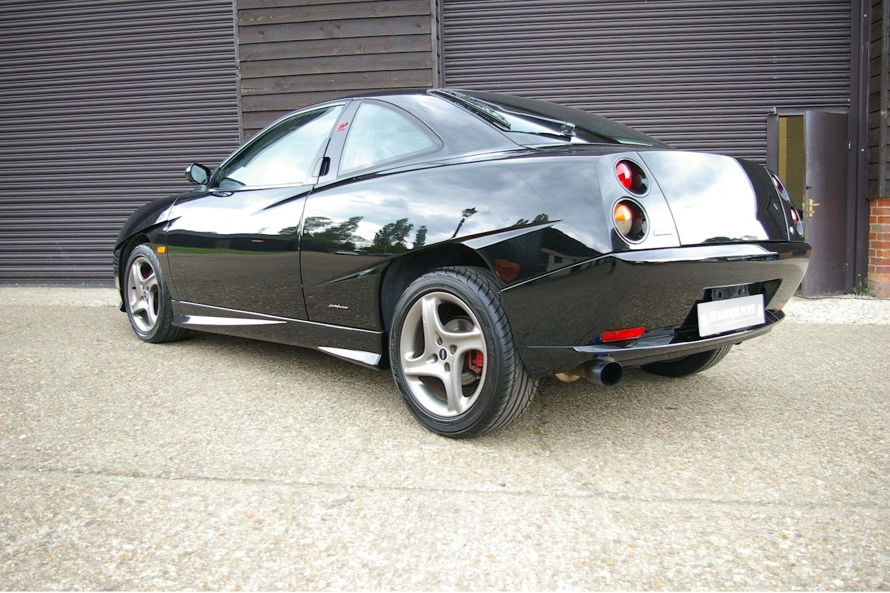 1999 Fiat Coupe 2.0 20V Turbo LE Manual (37,321 miles) For Sale (picture 3 of 6)
