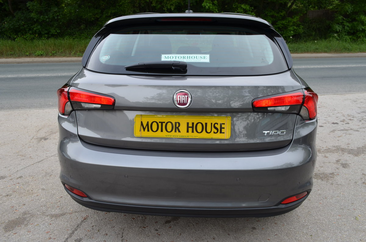 2016 Fiat Tipo Multijet Easy For Sale (picture 2 of 6)