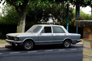 1973 – Fiat 130 Saloon SOLD by Auction