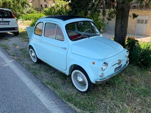 Fiat 500D 1965 / LHD / Restored & Exceptional Condition! For Sale