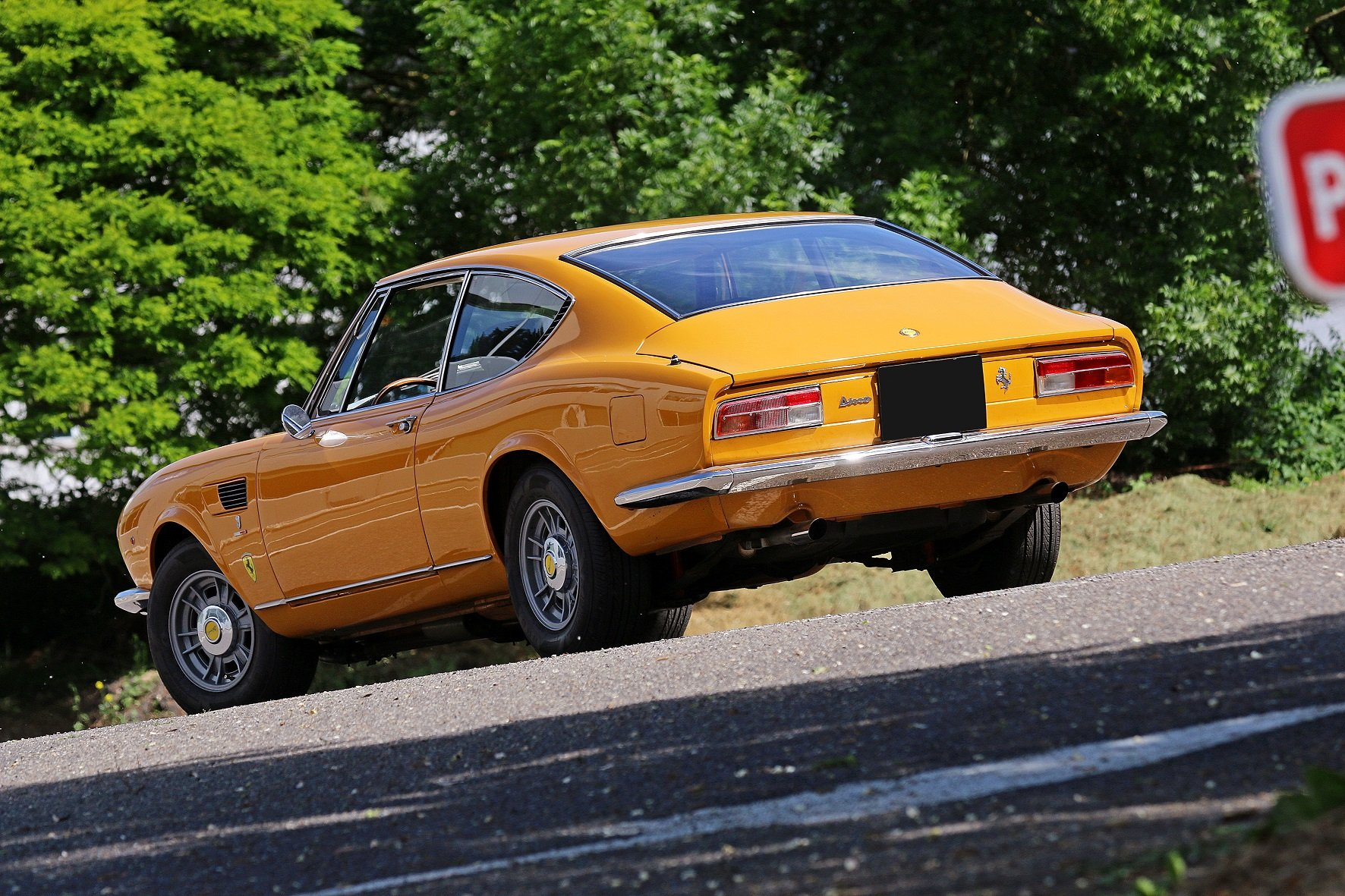1967 - Fiat Dino 2-litre coupé  SOLD by Auction (picture 2 of 5)