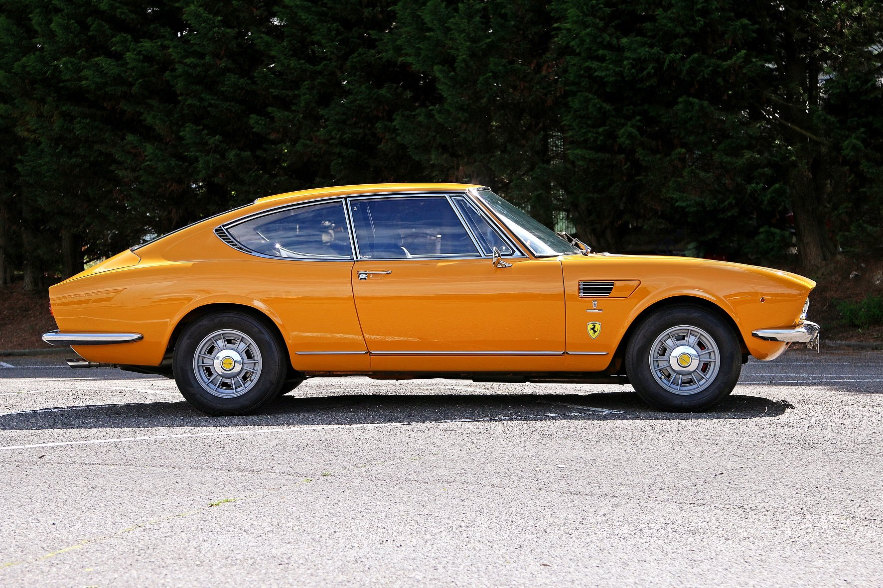 1967 - Fiat Dino 2-litre coupé  SOLD by Auction (picture 3 of 5)