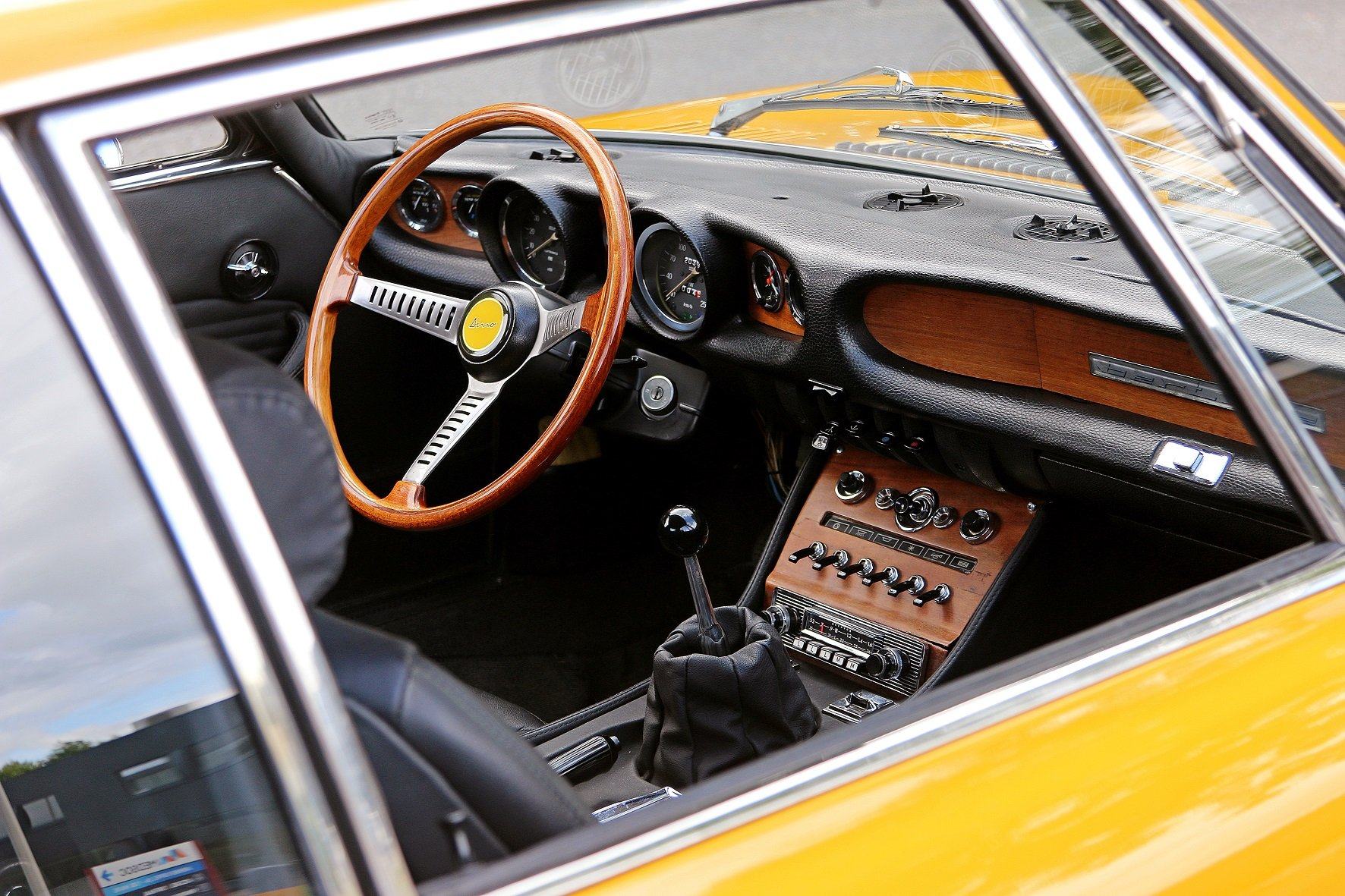 1967 - Fiat Dino 2-litre coupé  SOLD by Auction (picture 4 of 5)