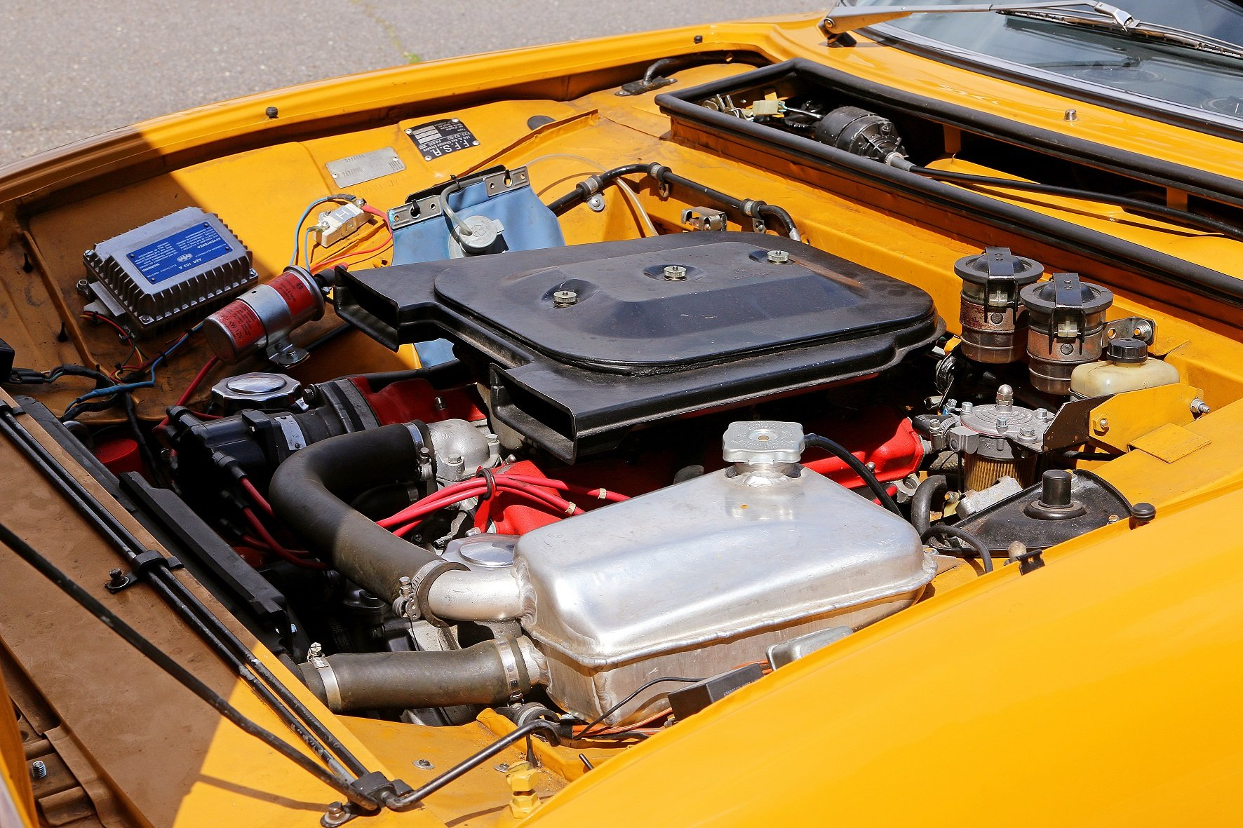 1967 - Fiat Dino 2-litre coupé  SOLD by Auction (picture 5 of 5)