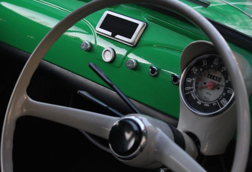 1972 Fiat 500 RHD For Sale In London For Sale (picture 10 of 12)