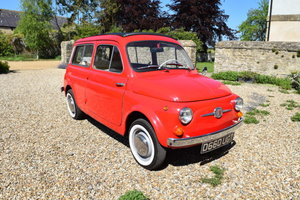 1967 Fiat 500 Giardiniera Estate For Sale by Auction