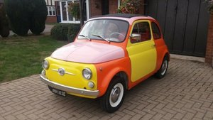 1967 Fiat 500F For Sale by Auction