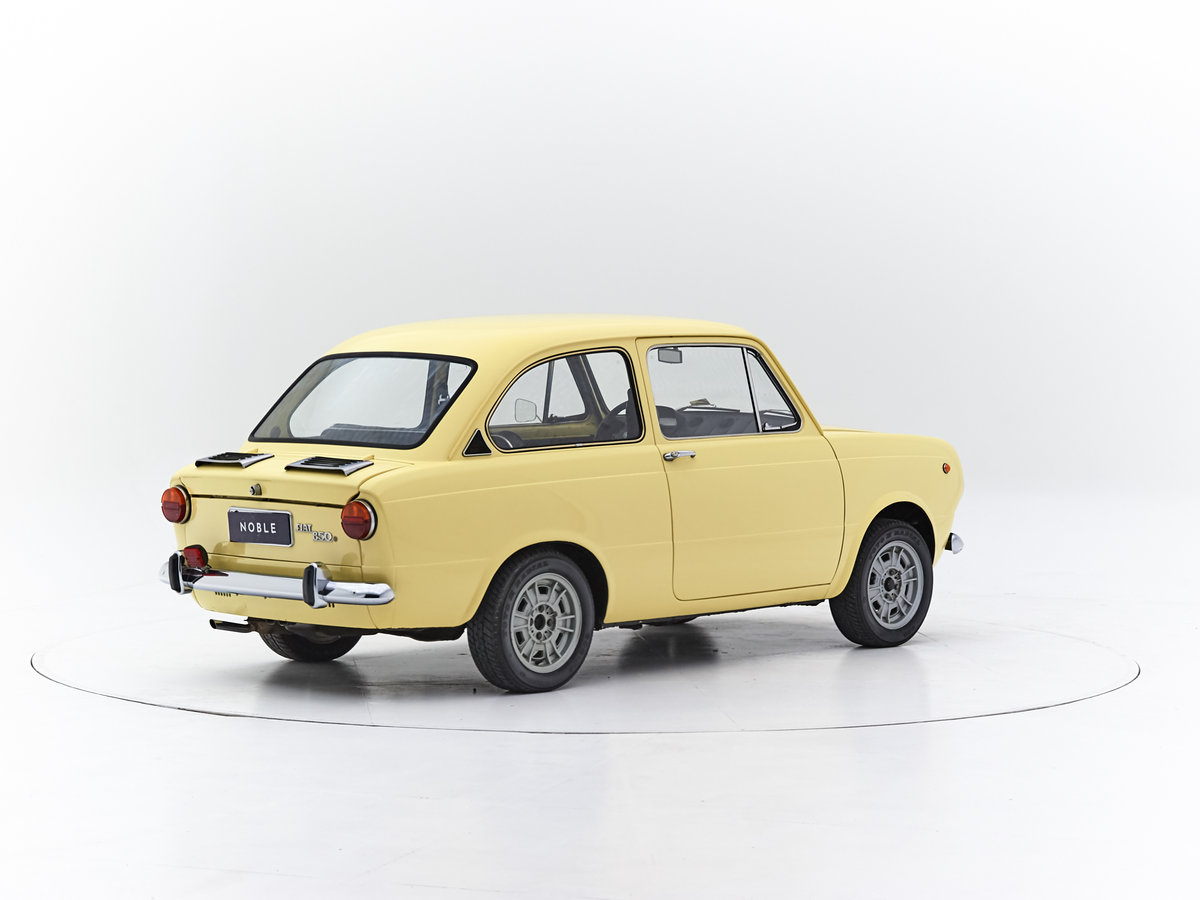 1973 FIAT 850 SPECIAL For Sale (picture 2 of 6)