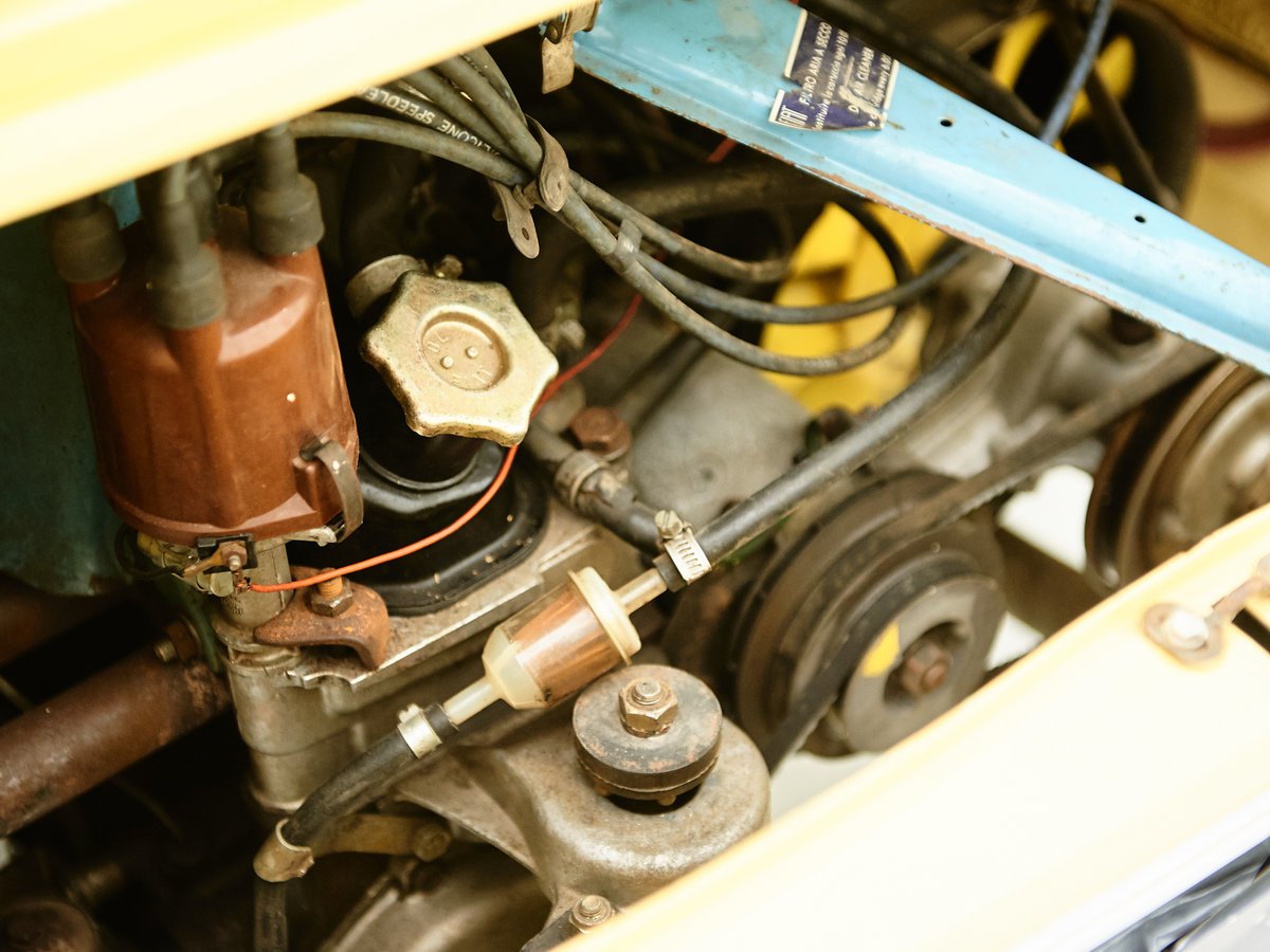 1973 FIAT 850 SPECIAL For Sale (picture 6 of 6)