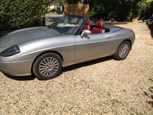 1997 Fiat Barchetta belived to be Riveria Ltd edition  For Sale (picture 1 of 6)