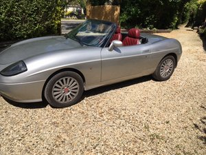 1997 Fiat Barchetta belived to be Riveria Ltd edition  For Sale