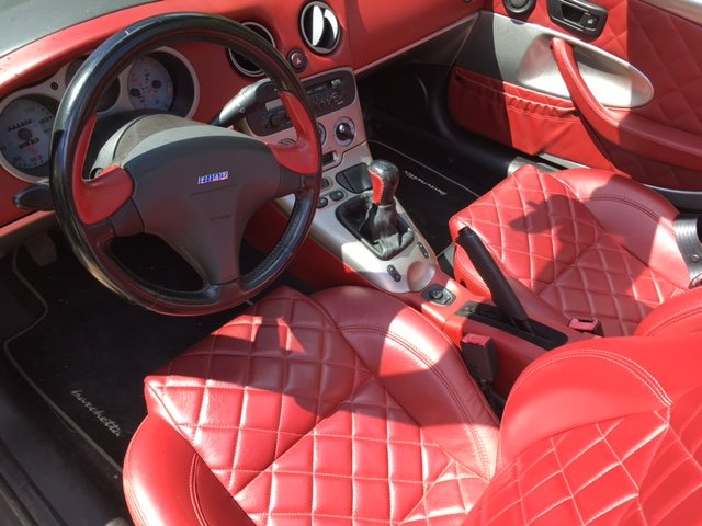 1997 Fiat Barchetta belived to be Riveria Ltd edition  For Sale (picture 3 of 6)