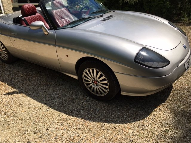 1997 Fiat Barchetta belived to be Riveria Ltd edition  For Sale (picture 6 of 6)