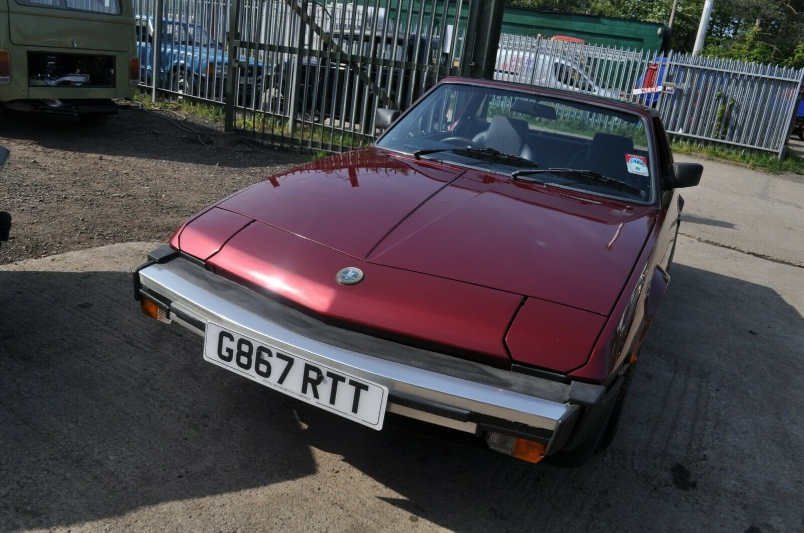 1989 FIAT X/19 GRAND FINALE LIMITED EDITION GOOD CONDITION For Sale (picture 2 of 6)