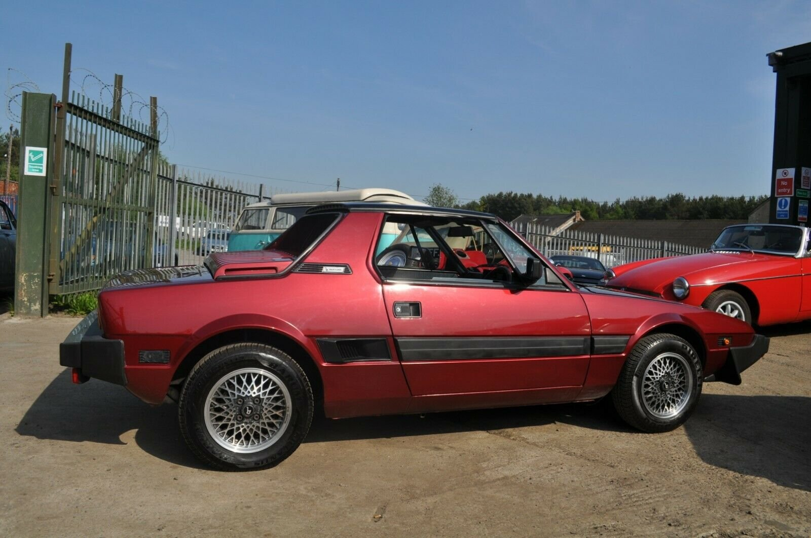 1989 FIAT X/19 GRAND FINALE LIMITED EDITION GOOD CONDITION For Sale (picture 3 of 6)